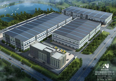 The opening ceremony of the new factory of Wuxin garden products co. LTD was a great success
